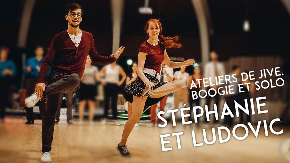 Ateliers spéciaux avec Stéphanie Beaulieu et Ludovic Lop-Lauret